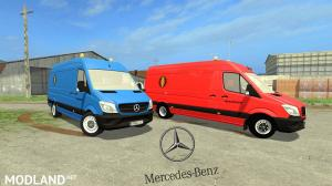 Mercedes-Benz Sprinter 318-418