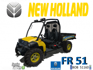 FS 17 New Holland FR 51 By BOB51160 v 1.0, 7 photo