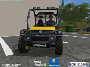 FS 17 New Holland FR 51 By BOB51160 v 1.0