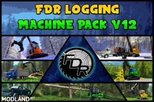 FDR Logging - V12 Machine Pack, 1 photo