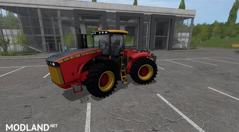 Versatile 400 V 1 0 Mod Farming Simulator 17