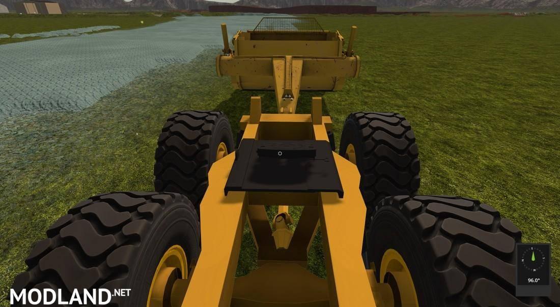 Volvo A40G Semi rock truck v 1.0 mod Farming Simulator 17