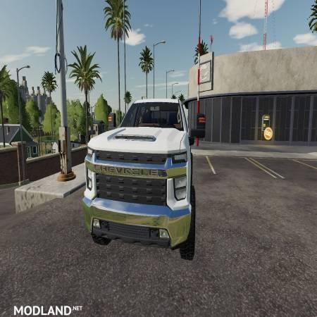 2020 Chevy Silverado 2500HD Duramax