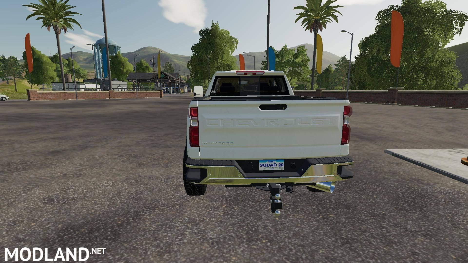 2020 Chevy Silverado 2500HD Duramax v1.0