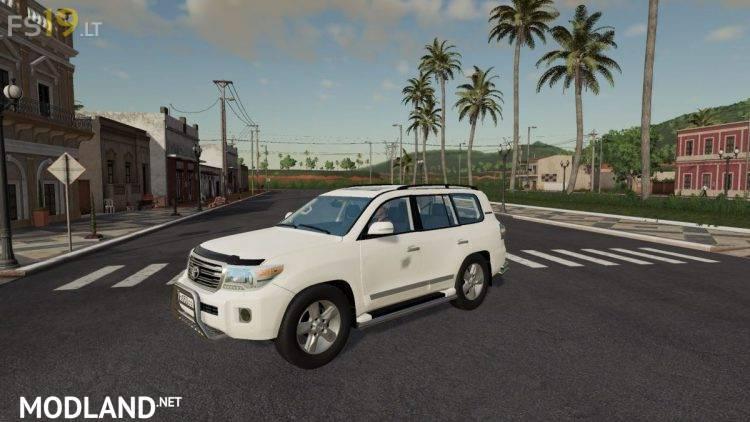 2013 Toyota Land Cruiser 200