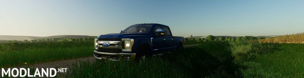 EXP19 Ford F-250 Superduty 2017