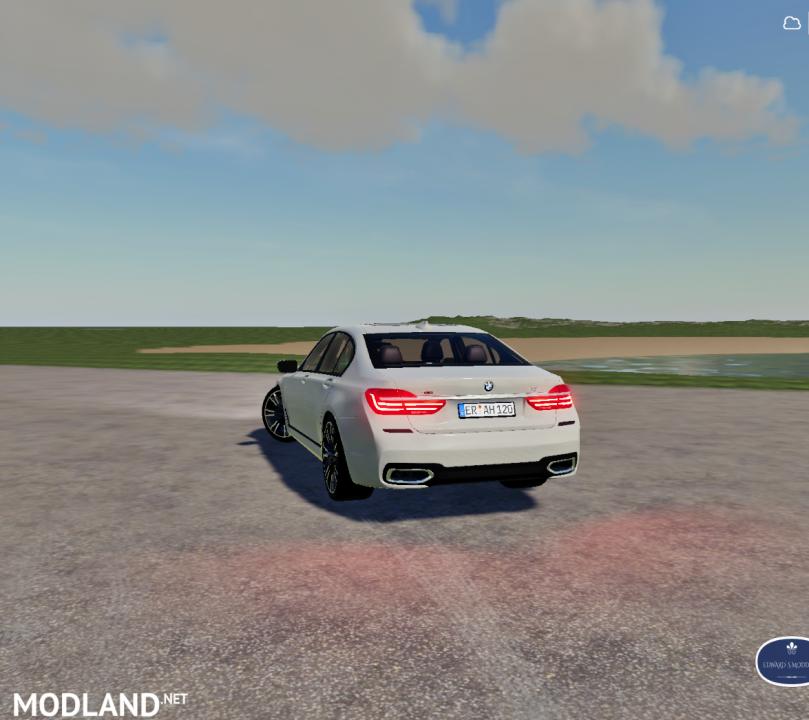 BMW 7 Series FS 19
