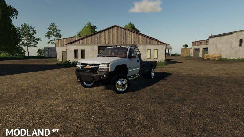 Chevy Silverado 3500 Duramax
