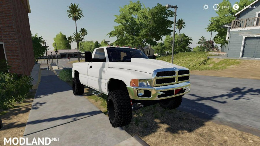 Dodge fixed bumper