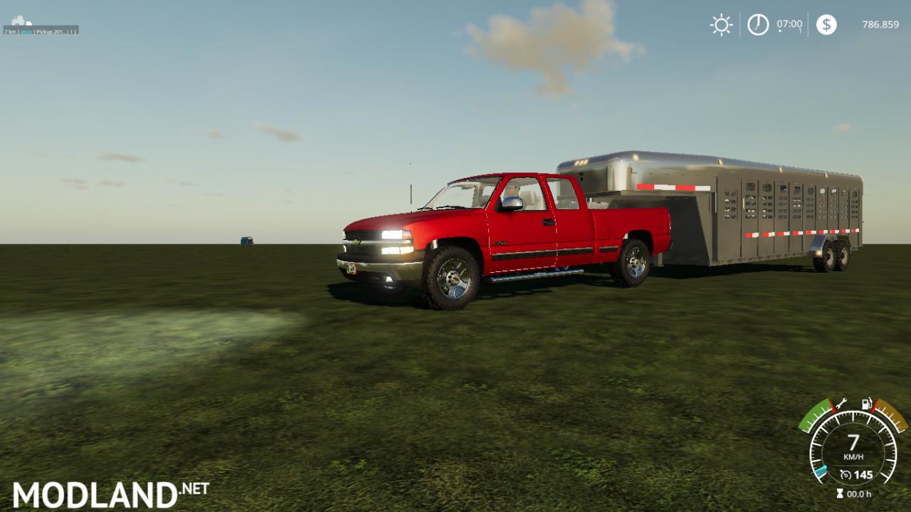 """Chevrolet Silverado 1500 99"""""""
