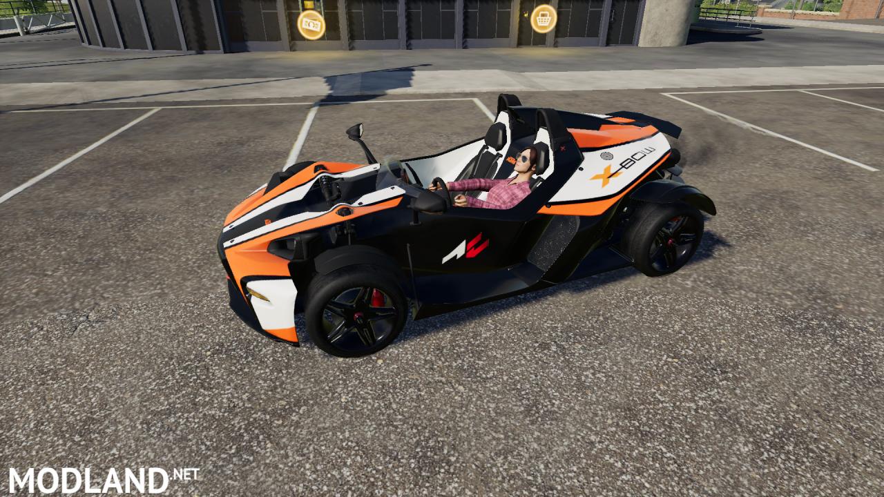 FS19 X-Bow