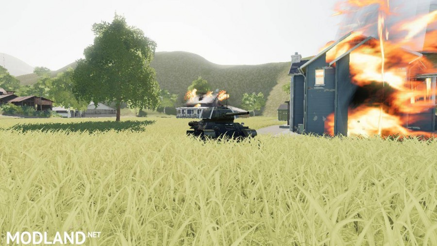 T34-85 captured by US army wip