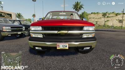 1999 Chevy Silverado 1500 plow startup edit v 1.0, 7 photo