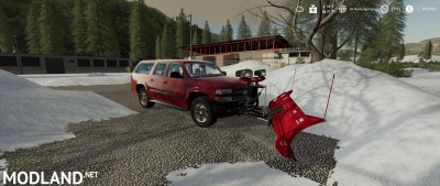1999 Chevy Suburban v 1.0, 3 photo