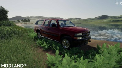 1999 Chevy Suburban v 1.0, 1 photo