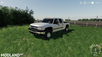 2005 Chevrolet 2500HD 6.0L v 1.0, 1 photo