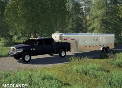 2007 Dodge 3500 Mega Cab v 1.0, 2 photo