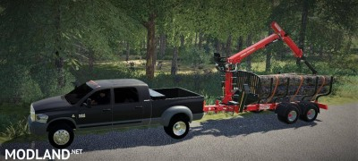2007 Dodge 3500 Mega Cab v 1.0, 3 photo