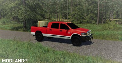 2007 Dodge 3500 Mega Cab v 1.0, 4 photo