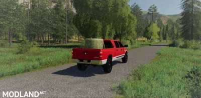 2007 Dodge 3500 Mega Cab v 1.0, 5 photo