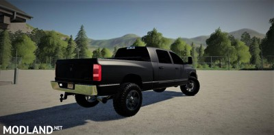 2007 Dodge 3500 Mega Cab v 1.0, 6 photo