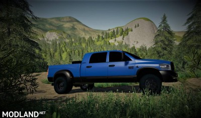 2007 Dodge 3500 Mega Cab v 1.0, 1 photo