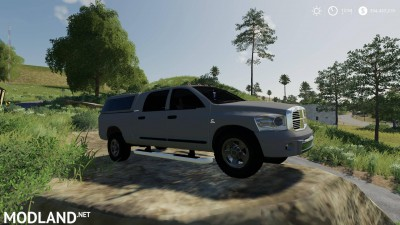 2007 Dodge Ram 3500 v 1.0, 1 photo