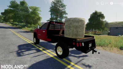 2010 Silverado 2500HD Flatbed v 1.0, 3 photo