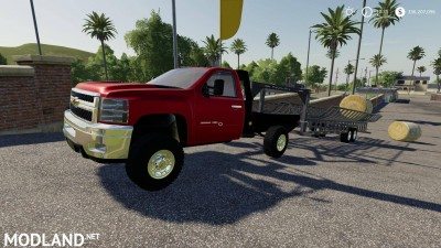 2010 Silverado 2500HD Flatbed v 1.0, 4 photo