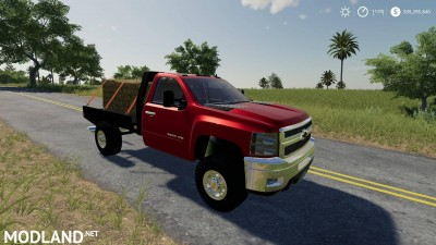 2010 Silverado 2500HD Flatbed v 1.0, 1 photo