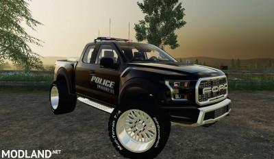 2017 Ford Raptor Police Edition v 1.0, 1 photo