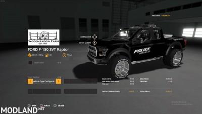 2017 Ford Raptor Police Edition v 1.0, 3 photo