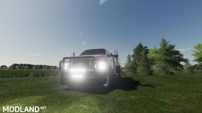 2018-19 Ford F650 Hauler V 1.0, 2 photo
