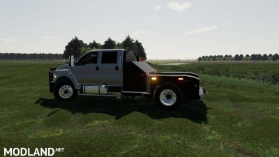 2018-19 Ford F650 Hauler V 1.0, 3 photo