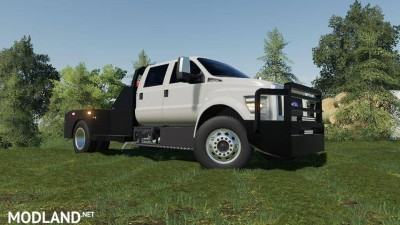 2018-19 Ford F650 Hauler V 1.0, 4 photo