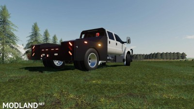 2018-19 Ford F650 Hauler V 1.0, 6 photo