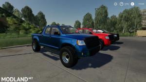 Pickup XM 2014 v 1.0