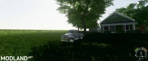 Ford F1 1948 Service Truck v 1.0