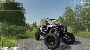 RZR 2 door full Susupension