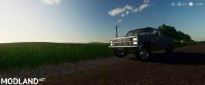 Chevy K30 Dually