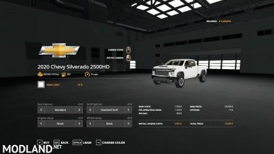 2020 Chevy Silverado 2500HD Duramax v1.0, 4 photo