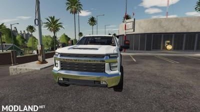 2020 Chevy Silverado 2500HD Duramax v1.0, 5 photo