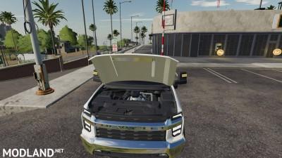 2020 Chevy Silverado 2500HD Duramax v1.0, 9 photo