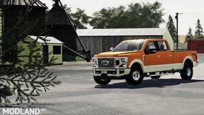 2020 Ford F-Series 250-450 v 2.0, 4 photo