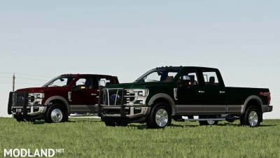 2020 Ford F-Series 250-450 v 2.0, 8 photo