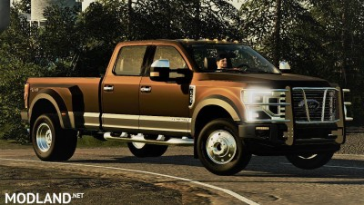 2020 Ford F-Series (F-250, F-350, F-450) v 1.2.2, 1 photo
