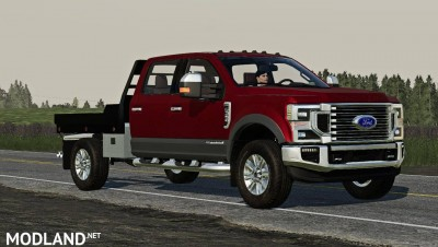 2020 Ford F-Series (F-250, F-350, F-450) v 1.2.2, 4 photo