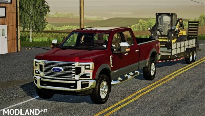 2020 Ford F-Series (F-250, F-350, F-450) v 1.2.2, 5 photo