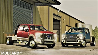2020 Ford F-Series (F-250, F-350, F-450) v 1.2.2, 3 photo