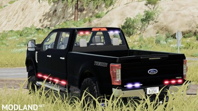 2020 Ford F-Series Slick Top Ghost v 1.0, 2 photo